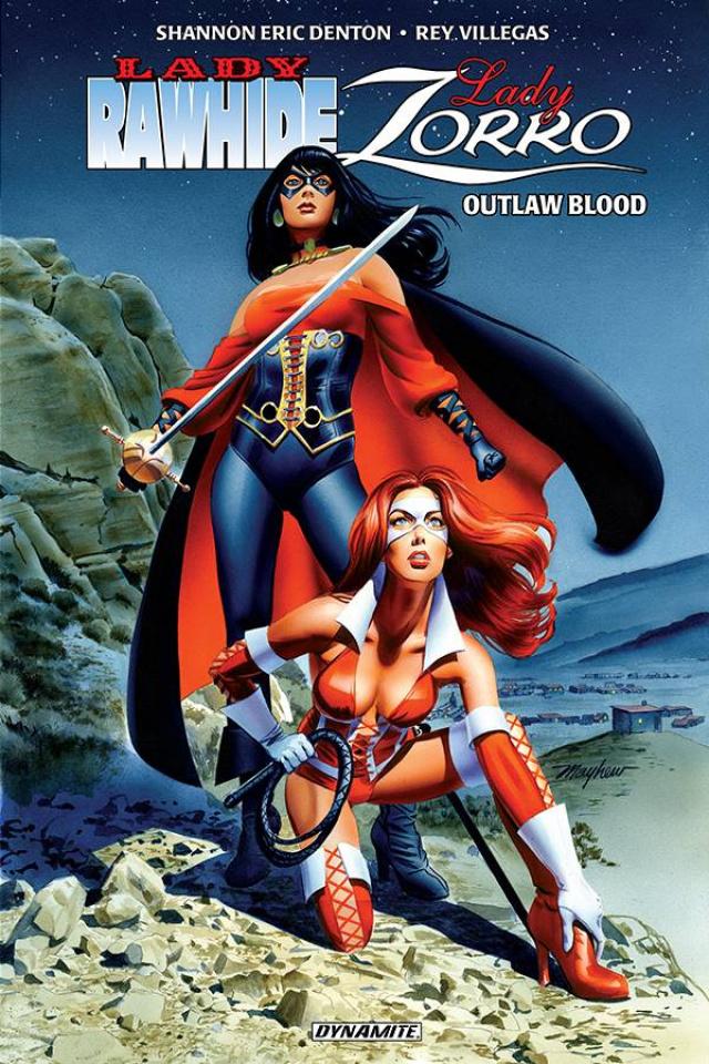 Lady Rawhide / Lady Zorro