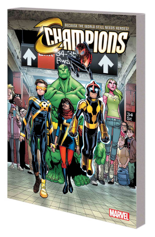 Champions Vol. 1: Change the World