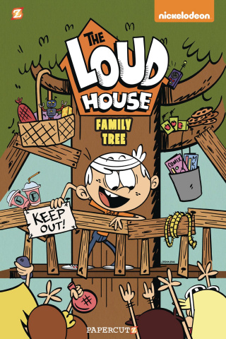 The Loud House Vol. 4: Family Tree