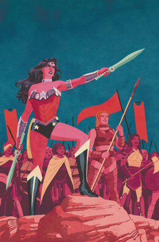Absolute Wonder Woman by Azzarello & Chiang Vol. 2