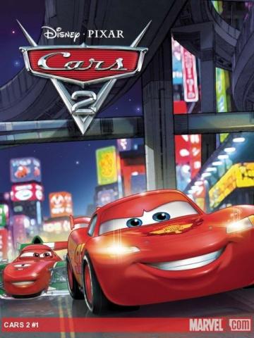 Cars 2 #1