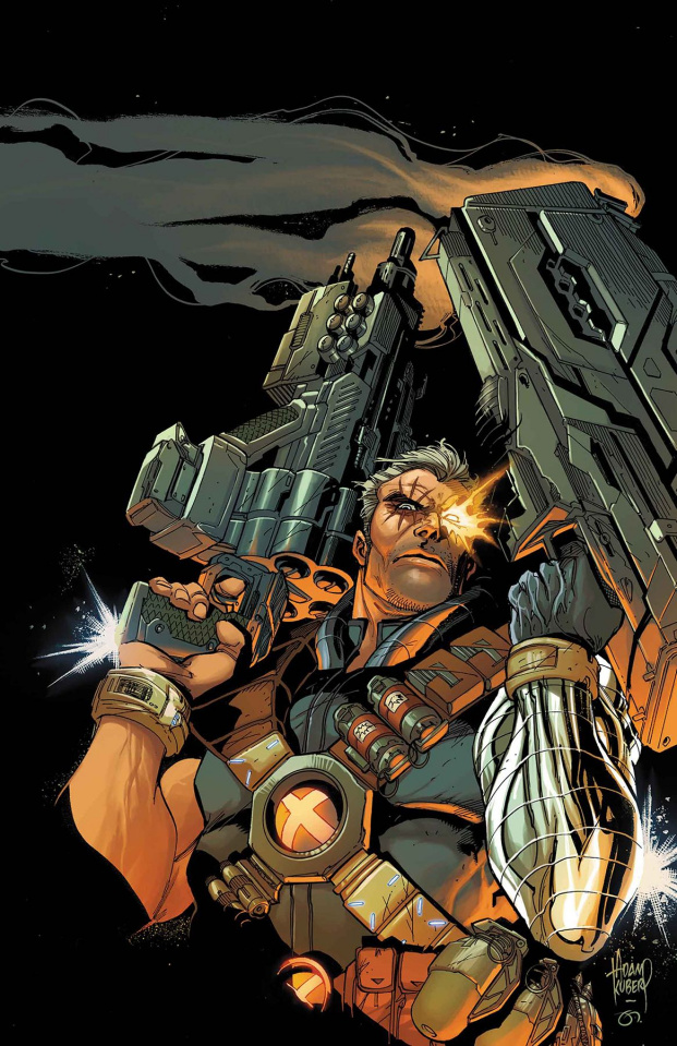Cable #1 (Kubert Cover)