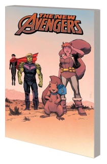 The New Avengers: A.I.M. Vol. 2: Standoff