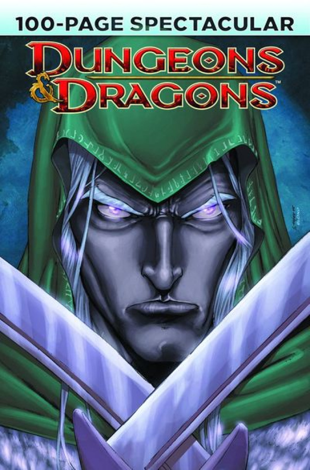 Dungeons & Dragons 100 Page Spectacular