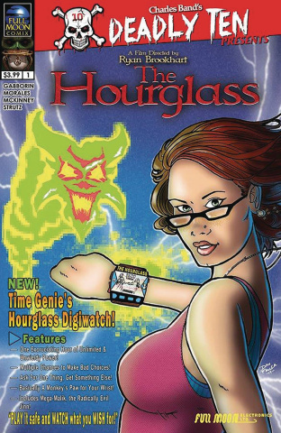 Deadly Ten Presents: The Hourglass #1 (Dan Fowler Cover)