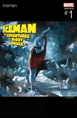 Iceman #1 (Skan Hip-Hop Cover)
