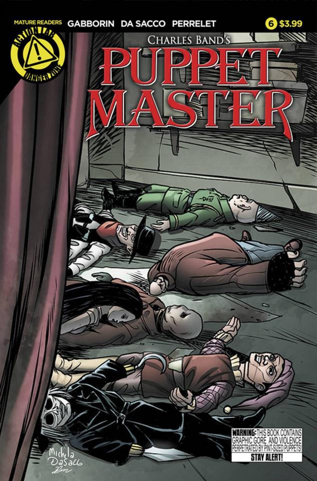 Puppet Master #6