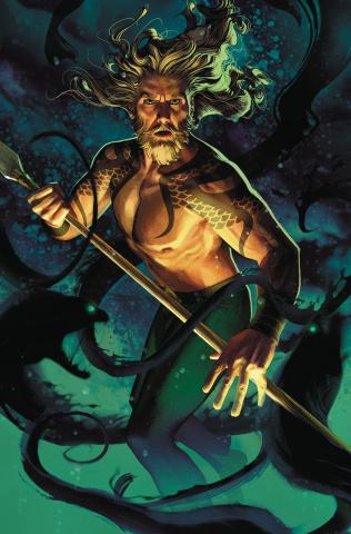 Aquaman #48 (Variant Cover))