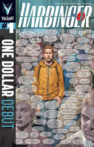 Harbinger #1 (One Dollar Debut)