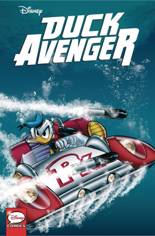 Duck Avenger: New Adventures Book 3
