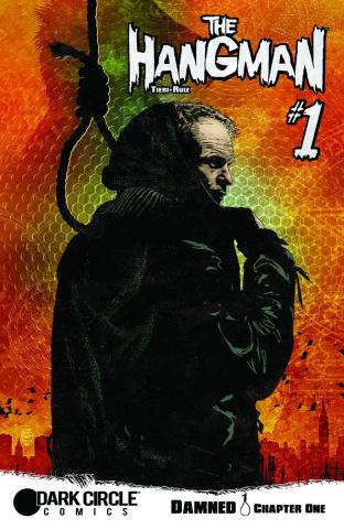 The Hangman #1 (Bradstreet Cover)