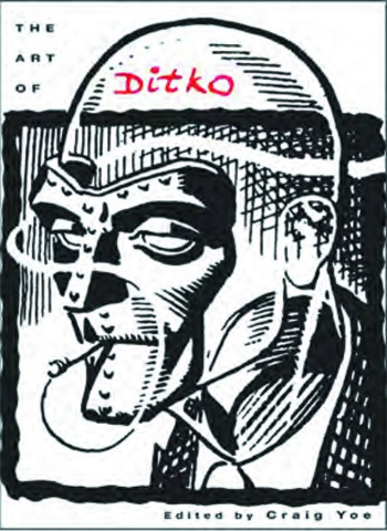 The Art of Steve Ditko
