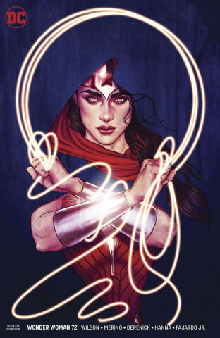 Wonder Woman #72 (Variant Cover)
