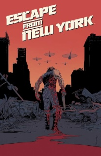Escape From New York #1