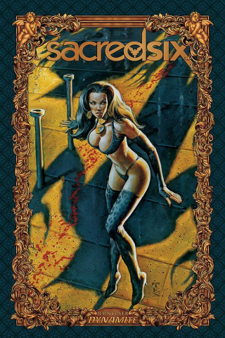 Sacred Six #1 (50 Copy Texeira Icon Cover)