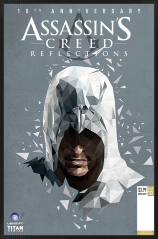 Assassin's Creed: Reflections #2 (Polygon Cover)