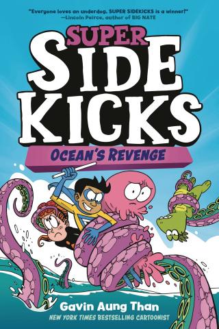 Super Sidekicks Vol. 2: Ocean's Revenge