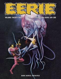 Eerie Archives Vol. 22