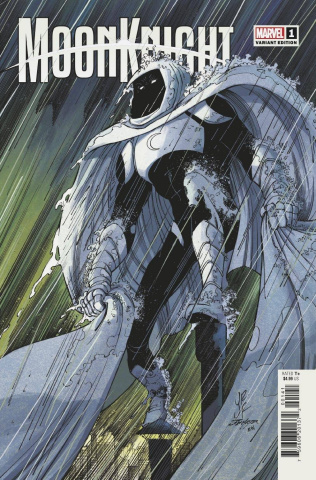 Moon Knight #1 (Romita Jr. Cover)