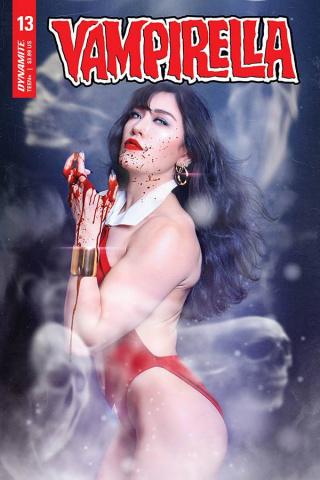 Vampirella #13 (Lee Cosplay Cover)