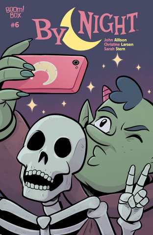By Night #6 (Stern Cover)