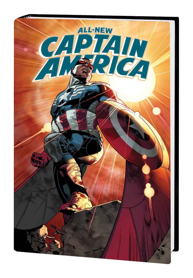 Captain America by Rick Remender (Omnibus Immonen Cover)