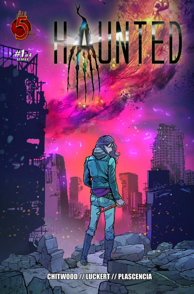 Haunted #1