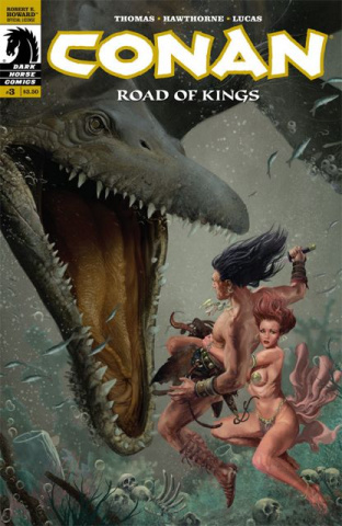 Conan: The Road of Kings #3