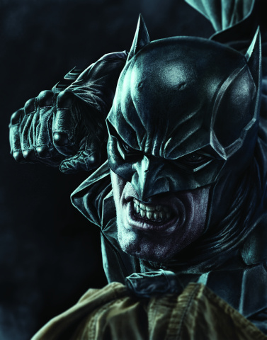 DC Comics: The Art of Lee Bermejo