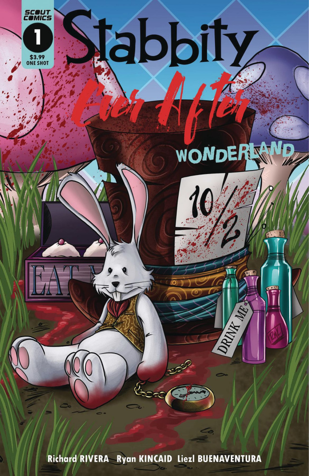 Stabbity Ever After: Wonderland #1