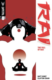 Rai #8 (Mack Cover)