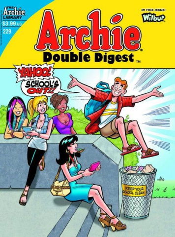 Archie Double Digest #229