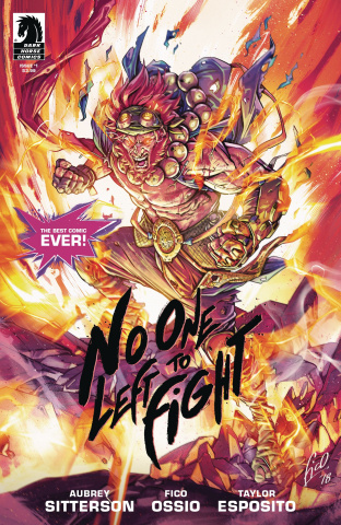 No One Left to Fight #1 (2nd Printing)