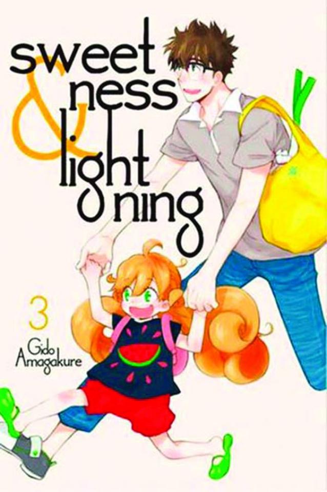 Sweetness & Lightning Vol. 3