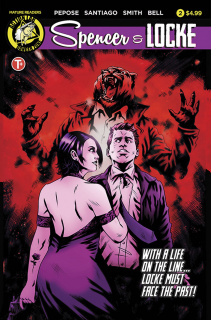 Spencer & Locke #2 (House Cover)