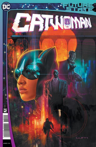 Future State: Catwoman #2 (Liam Sharp Cover)