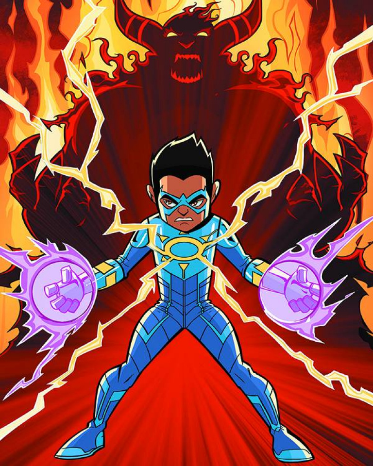 Chakra: The Invincible #6