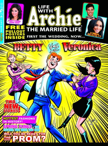 Life With Archie: The Married Life #8