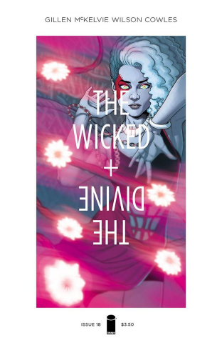 The Wicked + The Divine #18 (McKelvie & Wilson Cover)