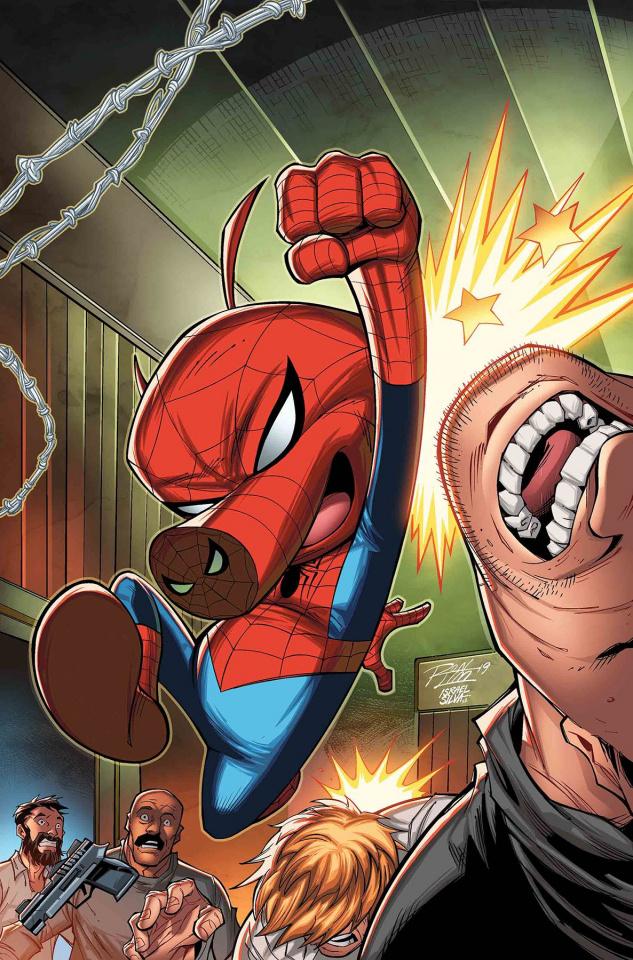 Spider-Man Annual #1 (Lim Cover)