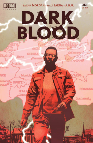 Dark Blood #1 (De Landro Cover)
