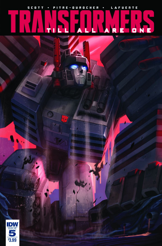 The Transformers: Till All Are One #5