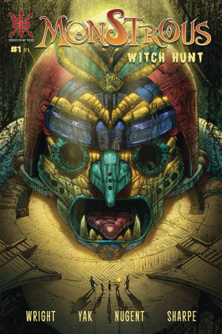 Monstrous: Witch Hunter #1
