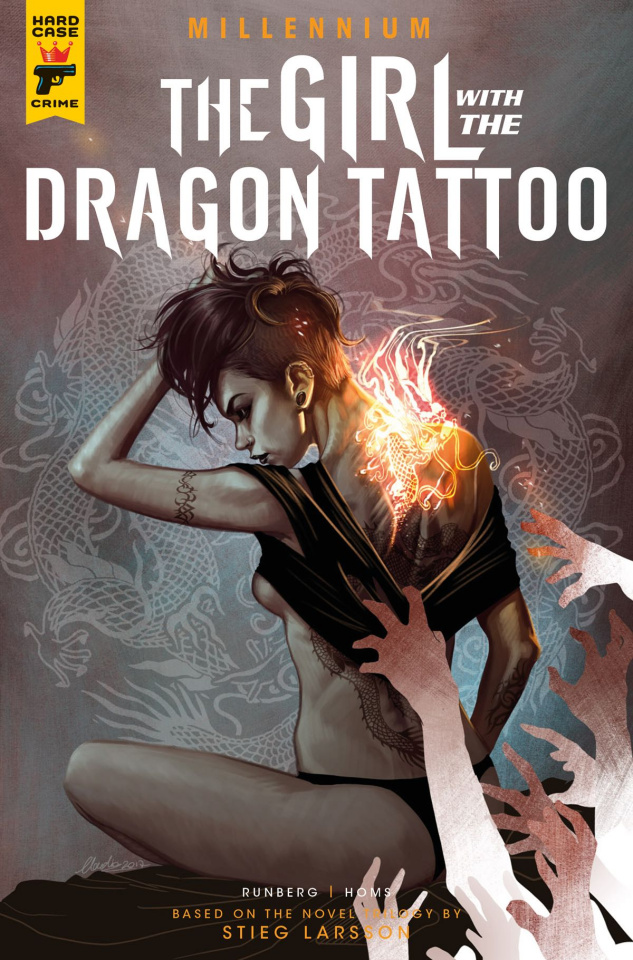 The Girl with the Dragon Tattoo #2 (Iannicello Cover)