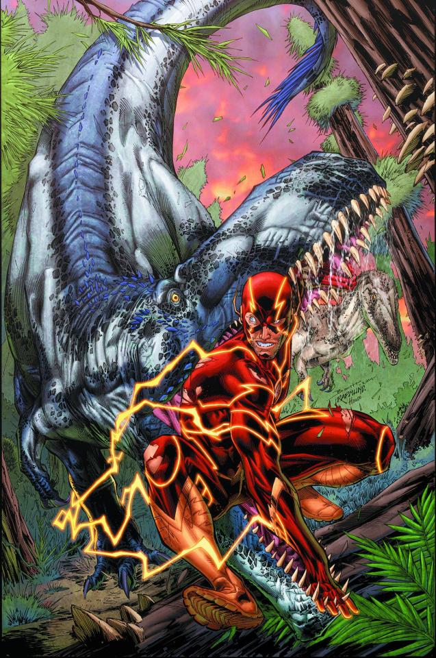 The Flash Vol. 7: The Savage World