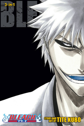 Bleach Vol. 9 (3-in-1 Edition)