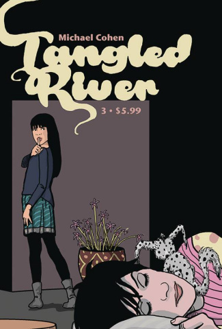 Tangled River #3 (Cohen Cover)
