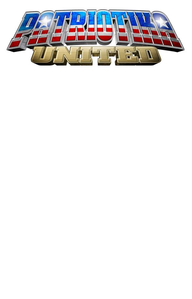 Patriotika United #1 (Blank Sketch Cover)