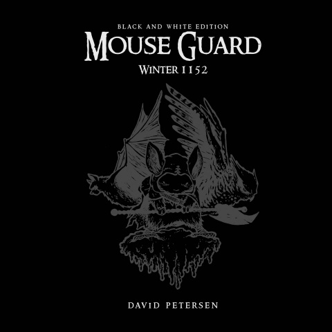 Mouse Guard: Winter 1152 (Black and White Limited Edition)
