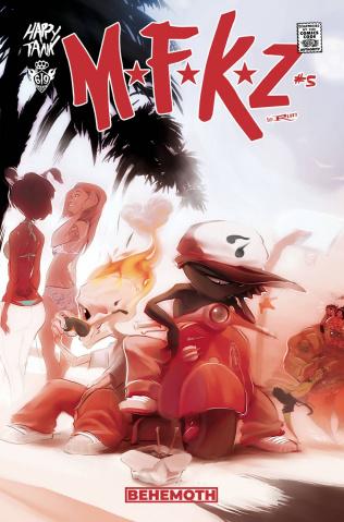 MFKZ #5 (Run Cover)